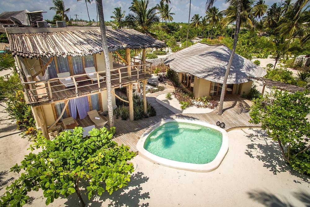 Two bedroom villa at Zanzibar White Sand Luxury Villas & Spa