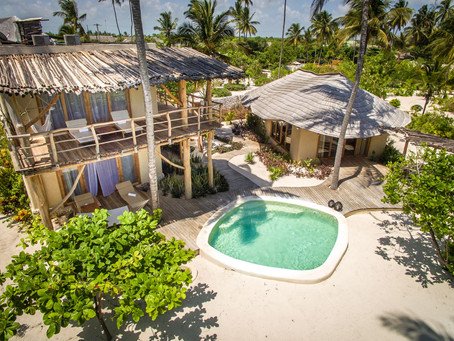 Paradise found for parents seeking a stylish yet family-friendly beach retreat