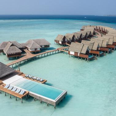 Infinity Pool with Ocean Suites