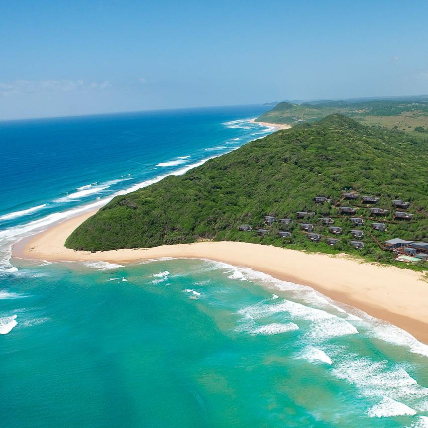 Exclusive location - Ponta Mamoli