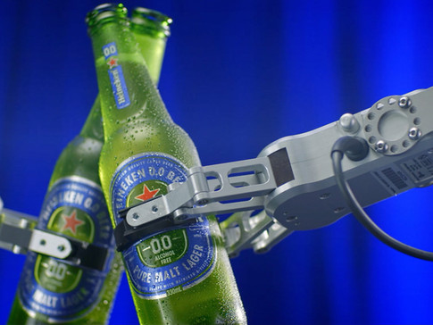 WE BUILT AUSTRALIA'S FIRST EVER AUTOMATED ROBOT BAR