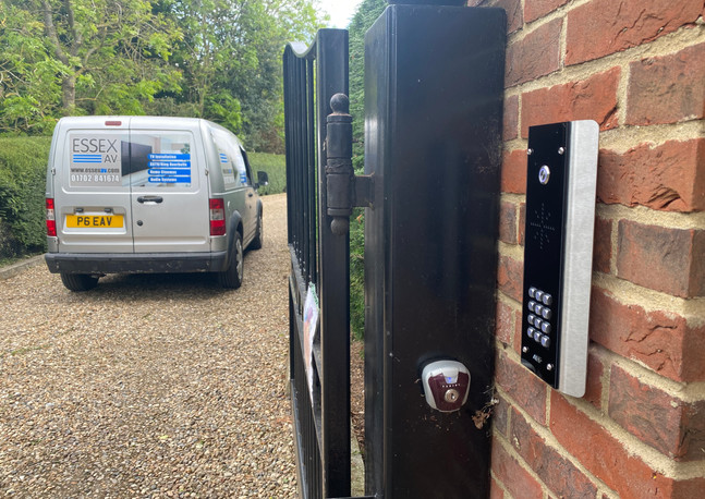 Entry Access Systems