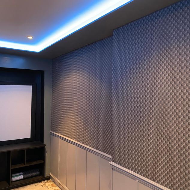 Small Home Cinema Rochford Essex 2