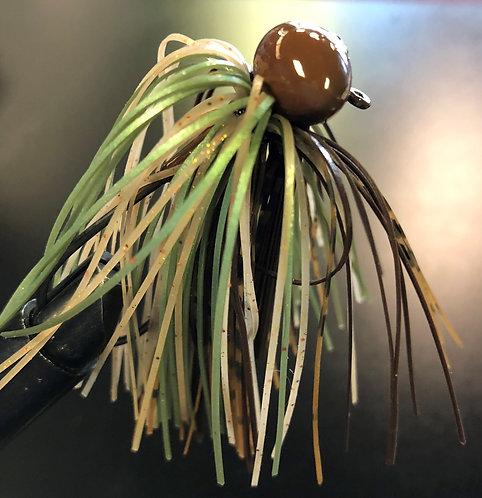 Rainy Lake Craw Weedless Football Jig