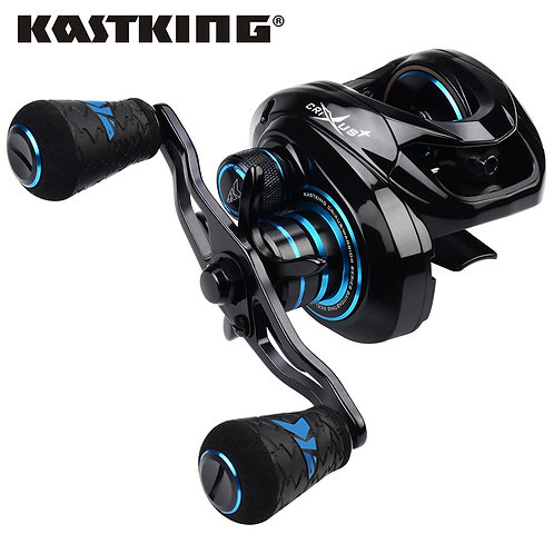 KastKing Crixus ArmorX Baitcasting Reel