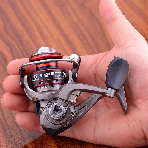 Metal Spinning Fishing Reel 500-7000 Series