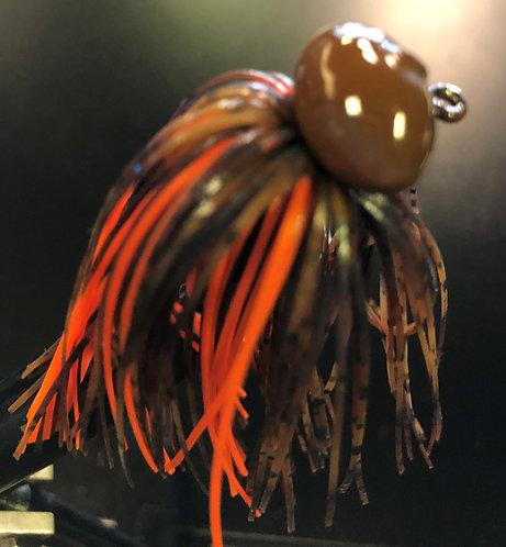 Cajun Craw Weedless Football Jig