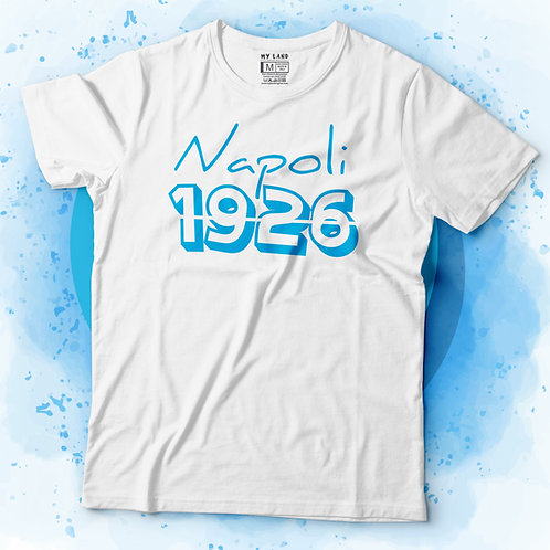 "T-SHIRT ""NAPOLI 1926"""