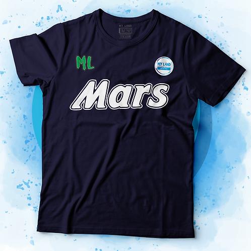 "Copia di T-Shirt ""NAPOLI VINTAGE MARS"""