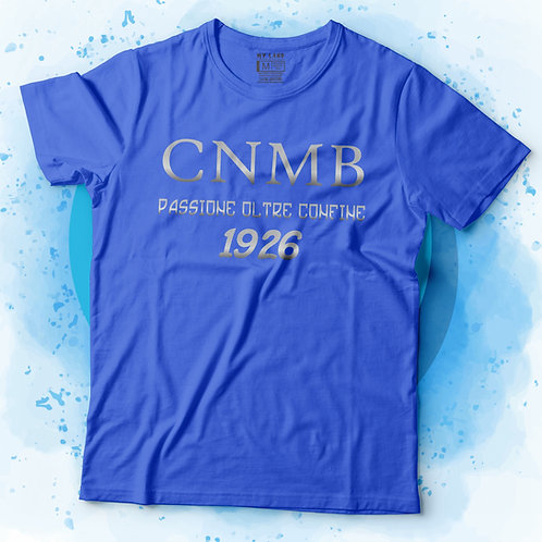 T-Shirt Napoli club Monaco di Baviera UOMO