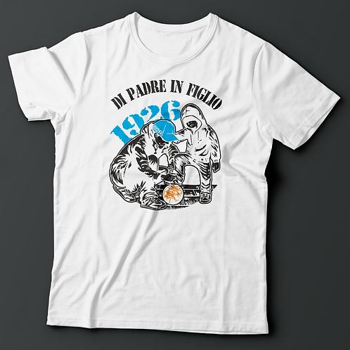 """T-Shirt """"Di Padre in Figlio"""" BAMBINO"""