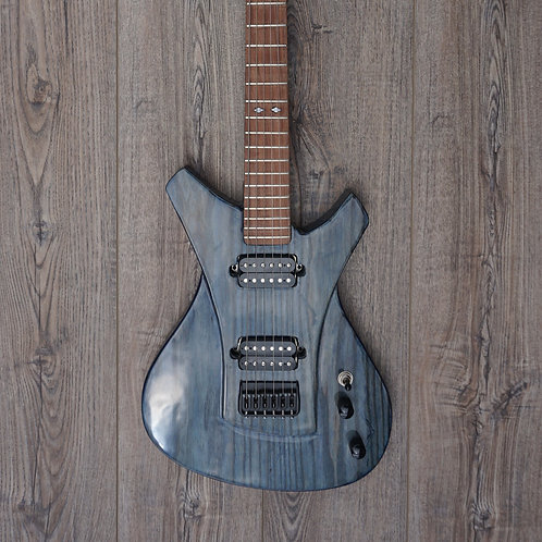 Ash and Maple Guitar w Rosewood Fretboard
