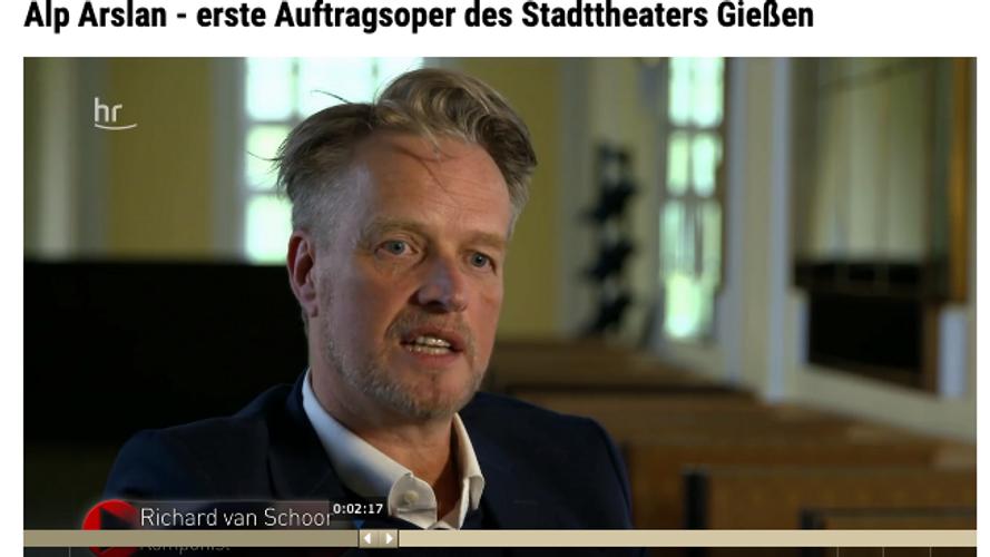 Alp Arslan – erste Auftragsoper des Stadttheaters Gießen