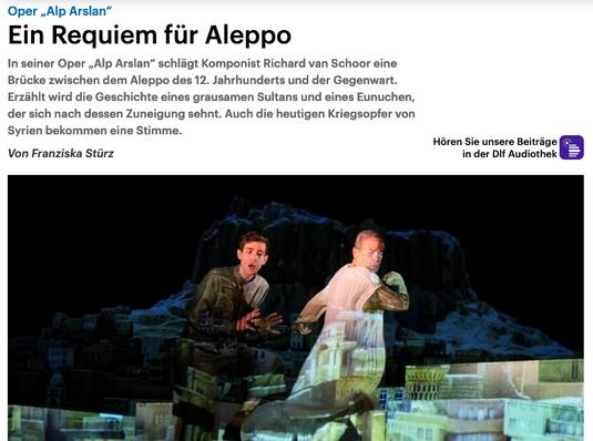 Ein Requiem für Aleppo