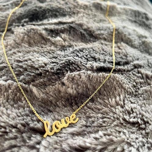 Love Letter Charm Design