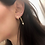 Thumbnail: Stud Gold Earrings