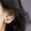 Thumbnail: Ruby Cuff Earrings