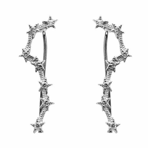 Stars Cuff Earrings