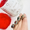 Thumbnail: Emerald & Ruby Vintage Ring