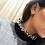 Thumbnail: Tourmaline Cuff Earrings