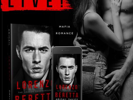 Lorenzo Beretta is live!