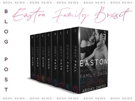 Complete Easton Family Saga Boxset!