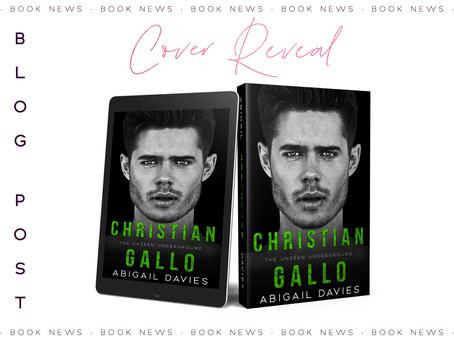 Christian Gallo Cover Reveal
