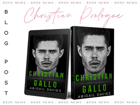 Christian Gallo Prologue