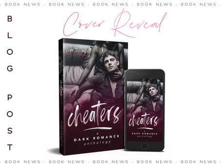 Cheaters Anthology Cover Reveal!