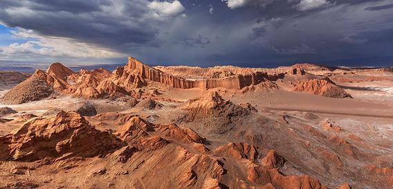Moon Valley (Valle de la Luna), Atacama