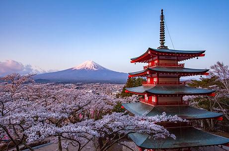 Japan beautiful landscape Mountain Fuji