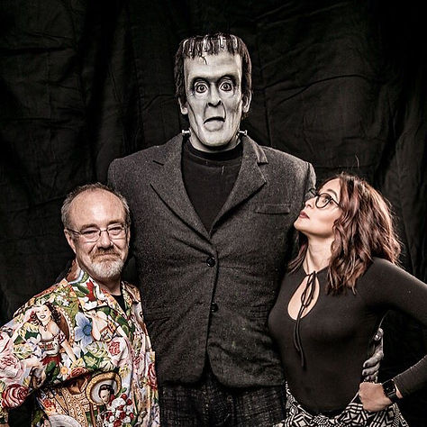 Monsterpalooza 2017 Herman Munster Demo