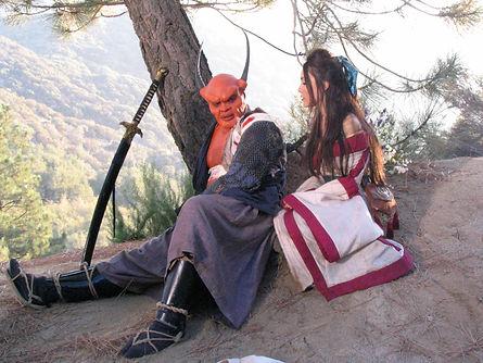 Sun Devil On SEt Evan & Mandy 5.JPG