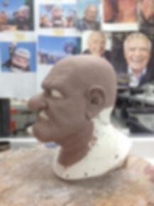 _Carl_ (Scott Essman) Sculpture Profile.