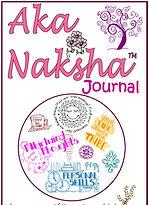 Aka Naksha Wellness Journal