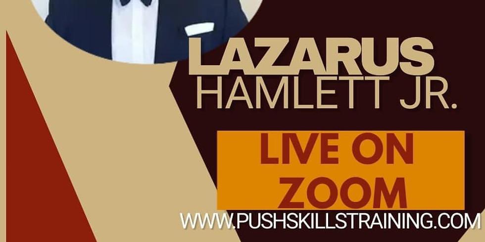 Zoom W/ Laz
