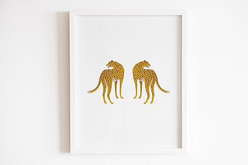 Double Leopard Print