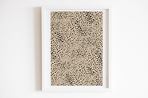 Nude Cheetah Print