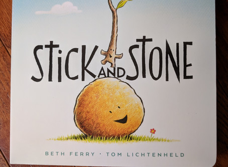 For Kids: Stick & Stone