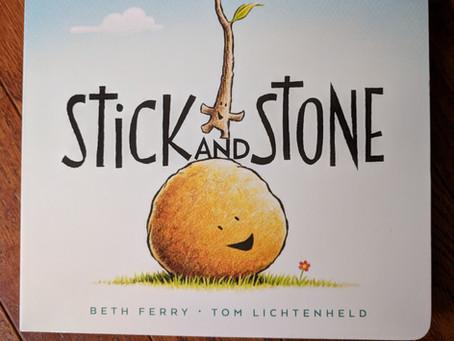For Kids: Stick & Stone