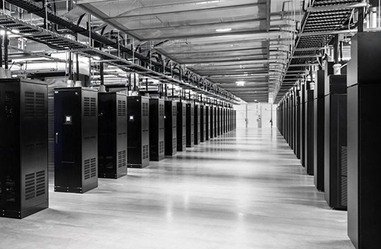 Data Center-Saudi Arabia