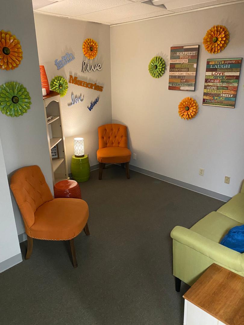 Intake Room