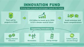 1 miliardo di € per progetti low carbon. Aperte le domande per l'Innovation Fund