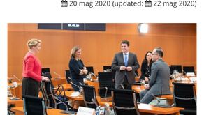German cabinet agrees CO2 price of €25 from January 2021 - by Euractive