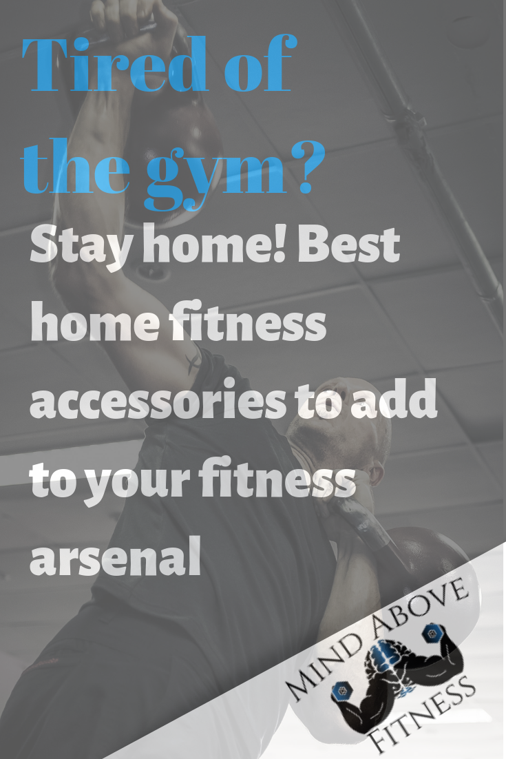 Fitness accessories for a better home workout