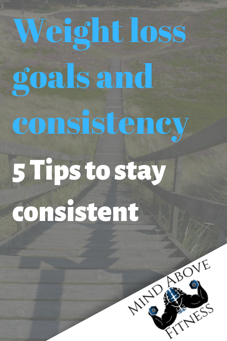 5 Tips to stay consistent