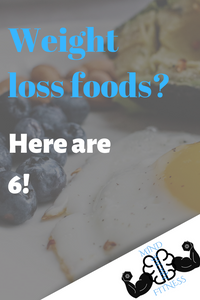 Foods that aid in weight loss
