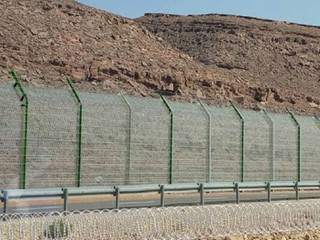 Israel -  Gaza Military Border Facilities