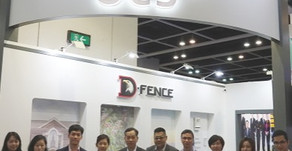 UCS於Build4Asia展覽會設展圓滿成功