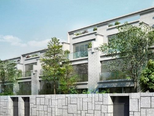Kowloon Tong - Residential Complex